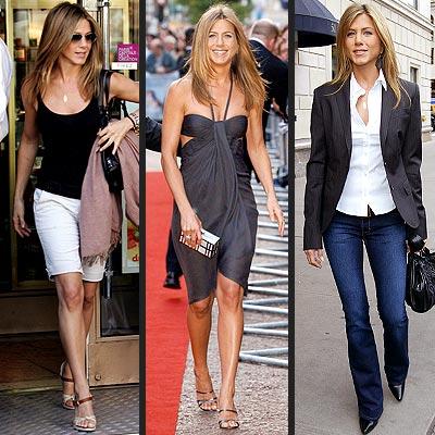Looks Jennifer Aniston Blog Na Moda