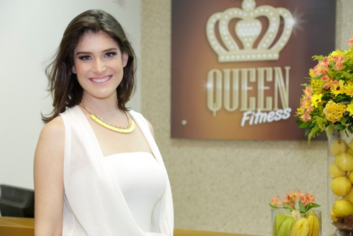 Inauguração da Queen Fitness