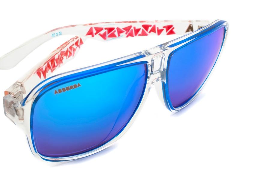 Óculos linha Calixto da Absurda nas Óticas Diniz - de R$ 390 por R$ 290