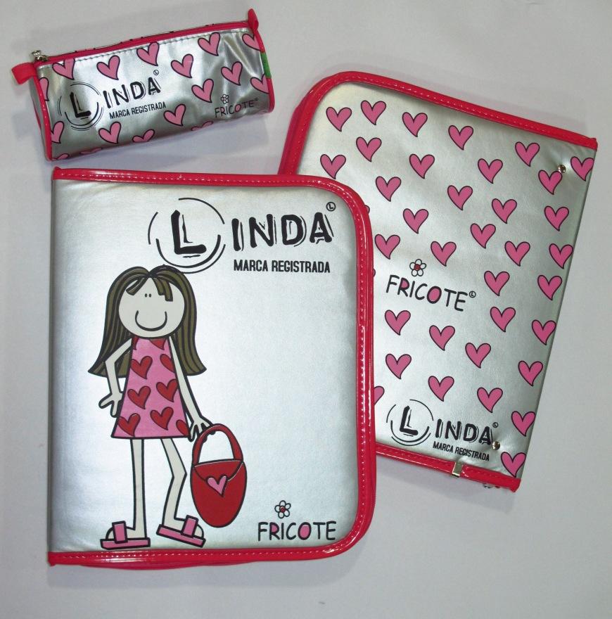 Fichário Linda Fricote 99,00