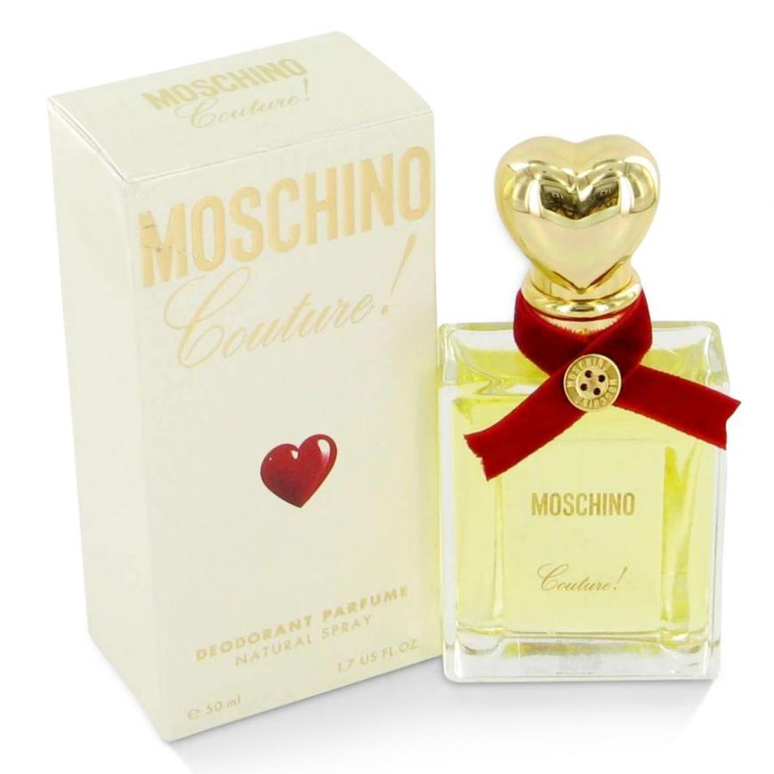 Perfume Moschino Couture na Corpo e Perfume