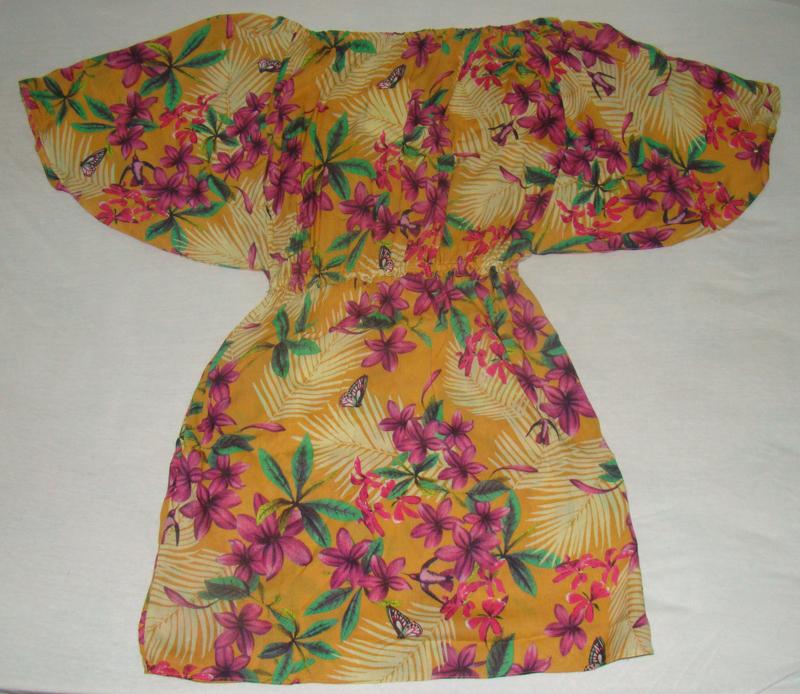 Vestido floral Zerozen - 40% de desconto a vista