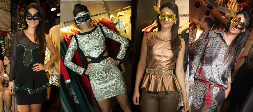 modelos mascaradas da lança perfume
