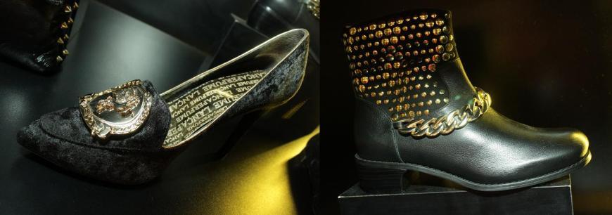 sapatos lança perfume
