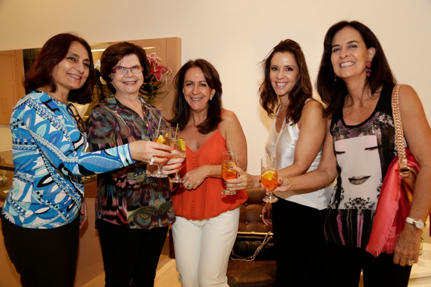 Serpui Marie, Teresa Bedran, Penha Colodetti, Heliene Del Esposti e Beatriz Santos_5
