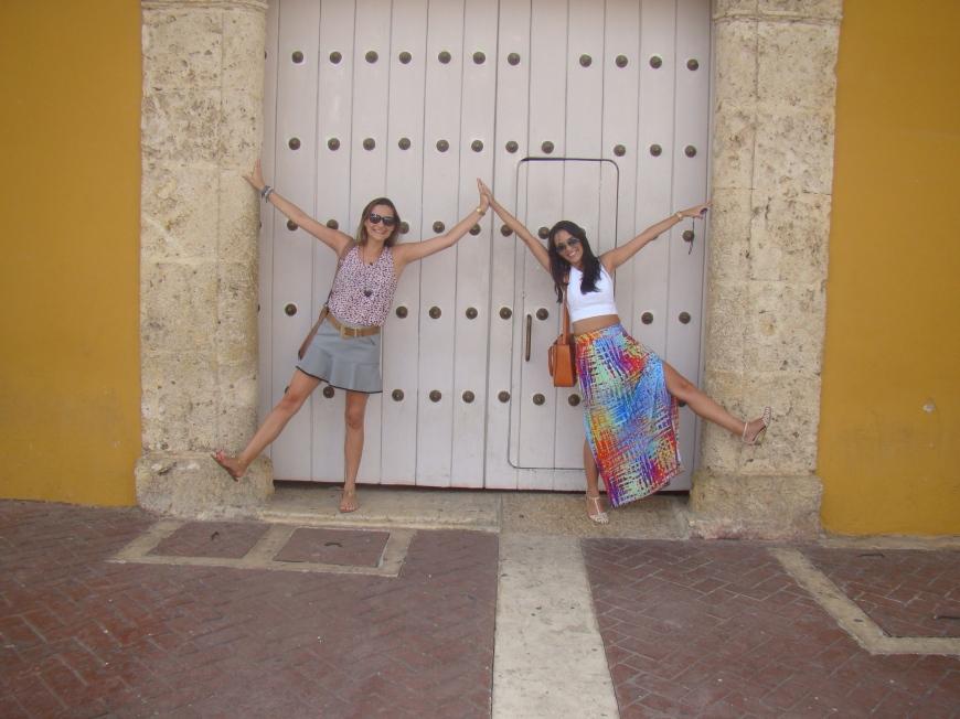 cartagena - cidade a muralhada