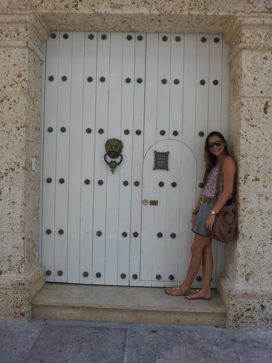 cartagena - portas das casas