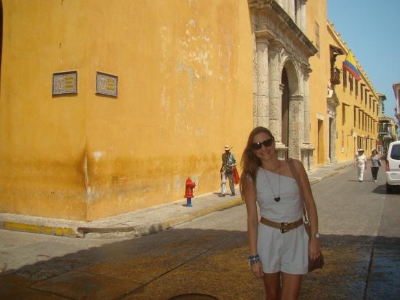 cartagena - praça de santo domingo (2)