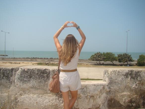 Cidade amuralhada - Cartagena (2)