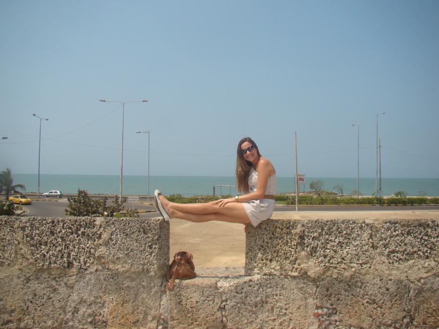 Cidade amuralhada - Cartagena